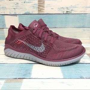 NWT Nike Free RN Flyknit 2018 Running Shoes